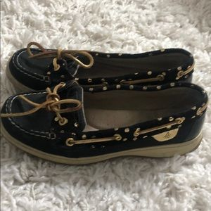 Navy Top Sider by Sperry